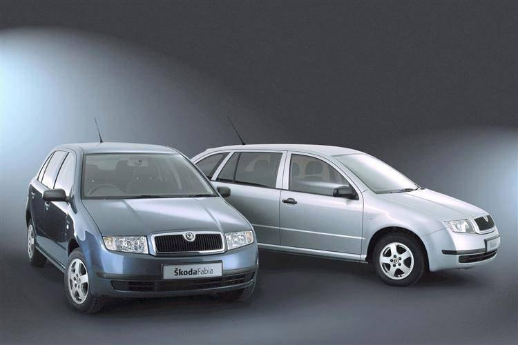 ΚΟΤΣΑΔΟΡΟΙ SKODA FABIA 1999-2007- 4D
