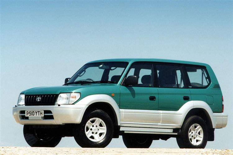ΚΟΤΣΑΔΟΡΟΙ TOYOTA LAND CRUISER 1996-2002 J9