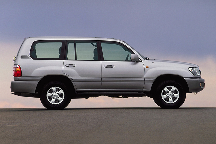 ΚΟΤΣΑΔΟΡΟΙ TOYOTA LAND CRUISER 1998 J100