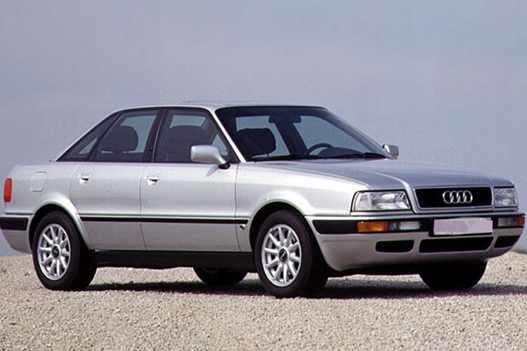 ΚΟΤΣΑΔΟΡΟΙ AUDI 80 1984-1991