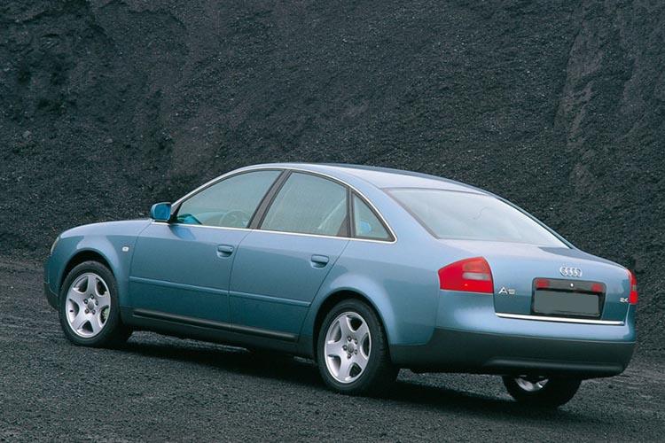 ΚΟΤΣΑΔΟΡΟΙ AUDI A6 1997-2004