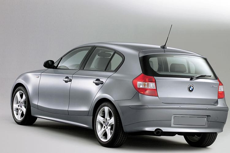 ΚΟΤΣΑΔΟΡΟΙ BMW 1 SERIES E87 2004 - 2012