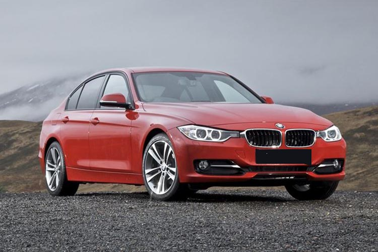 ΚΟΤΣΑΔΟΡΟΙ BMW 3 SERIES F30 2012