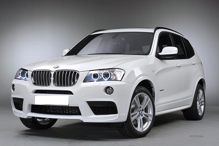 ΚΟΤΣΑΔΟΡΟΙ BMW X3 (F25) 2010