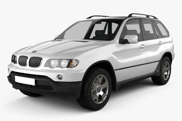 ΚΟΤΣΑΔΟΡΟΙ BMW X5 (E53) 2000-2007
