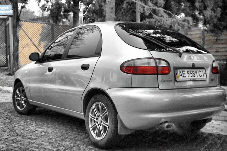 ΚΟΤΣΑΔΟΡΟΙ CHEVROLET LANOS HATCHBACK