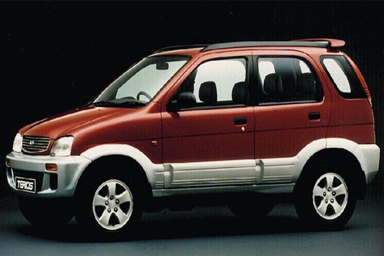 ΚΟΤΣΑΔΟΡΟΙ DAIHATSU TERIOS 1997-2005