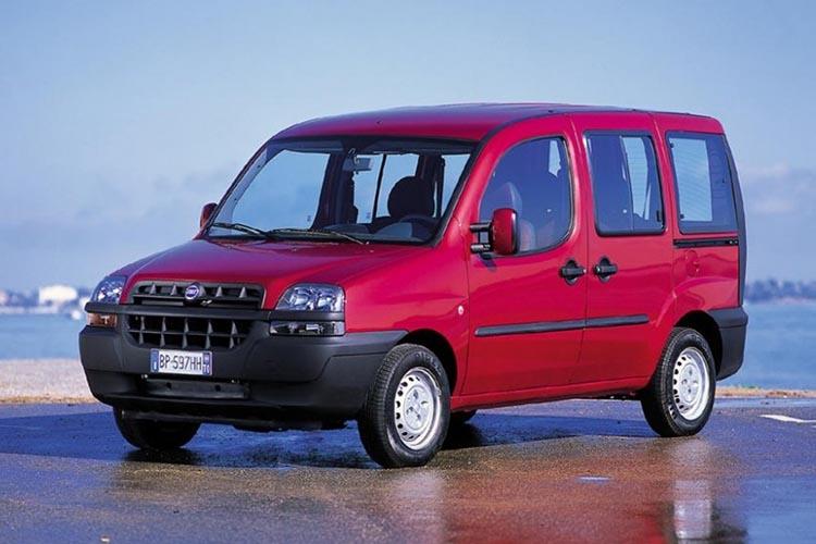 ΚΟΤΣΑΔΟΡΟΙ FIAT DOBLO 2001-2009