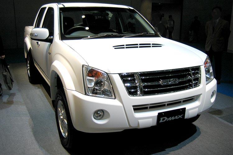 ΚΟΤΣΑΔΟΡΟΙ ISUZU D-MAX 2007-2012