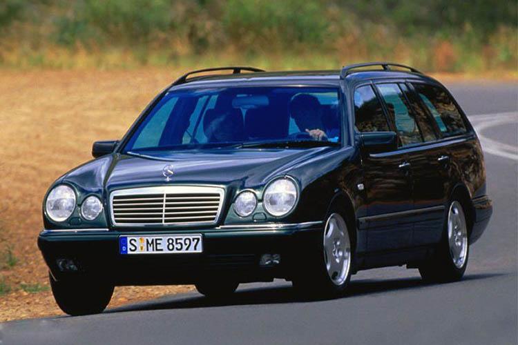 ΚΟΤΣΑΔΟΡΟΙ MERCEDES E CLASS S210 KOMBI 1996 2003