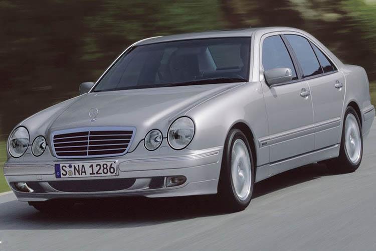 ΚΟΤΣΑΔΟΡΟΙ MERCEDES E CLASS W210 1995 2002