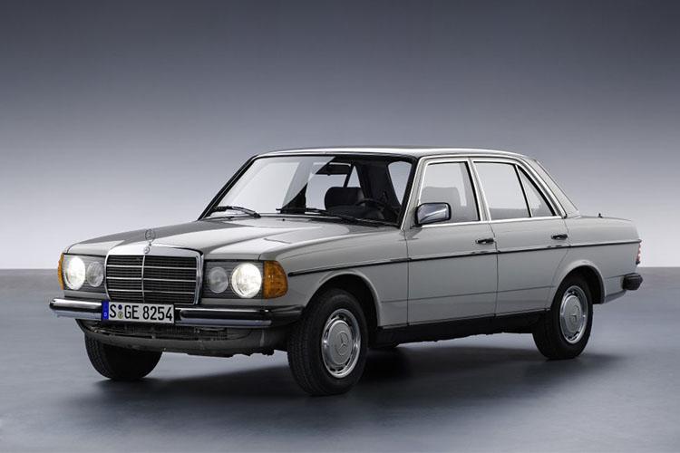 ΚΟΤΣΑΔΟΡΟΙ MERCEDES W123 1976 - 1984