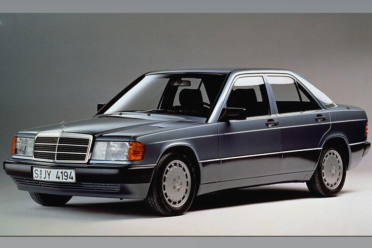 ΚΟΥΣΑΔΟΡΟΙ MERCEDES W201 SERIES 1983 - 1993
