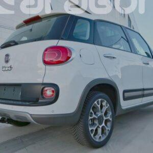 ΚΟΤΣΑΔΟΡΟΣ FIAT 500 L (TREKKING) 2014-> ΑΠΟΣΠΩΜΕΝΟΣ 2 ΒΙΔΕΣ