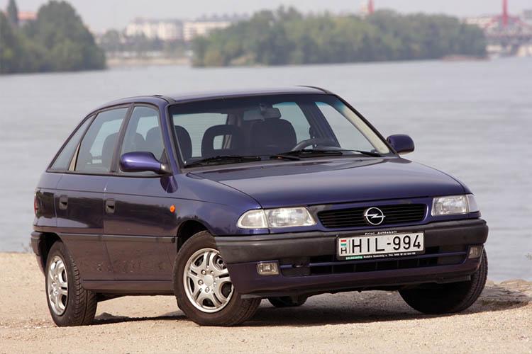 ΚΟΤΣΑΔΟΡΟΙ OPEL ASTRA F 1991 2002 4D
