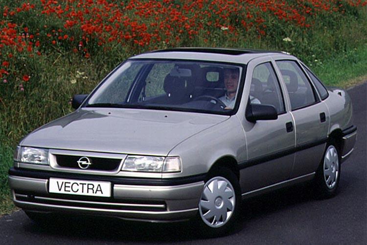 ΚΟΤΣΑΔΟΡΟΙ OPEL VECTRA A 1988 1995 5D