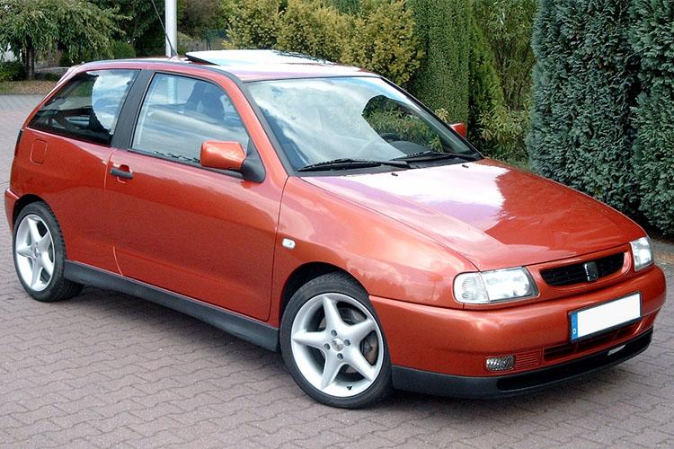 ΚΟΤΣΑΔΟΡΟΙ SEAT IBIZA 1996-1999