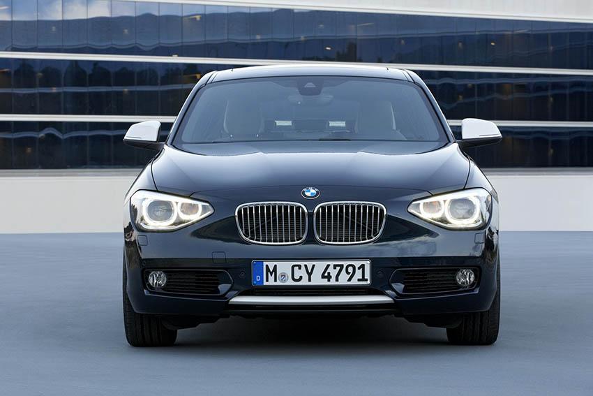 ΚΟΤΣΑΔΟΡΟΙ BMW SERIES 1 (F20) 2012->