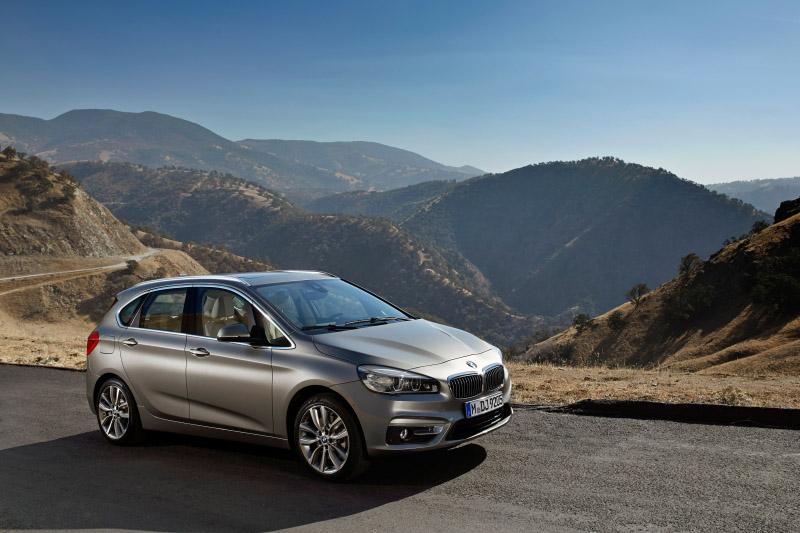 ΚΟΤΣΑΔΟΡΟΙ BMW SERIES 2 (F45) 2014->