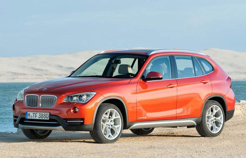 ΚΟΤΣΑΔΟΡΟΙ BMW X1 (E84) 2004-2015