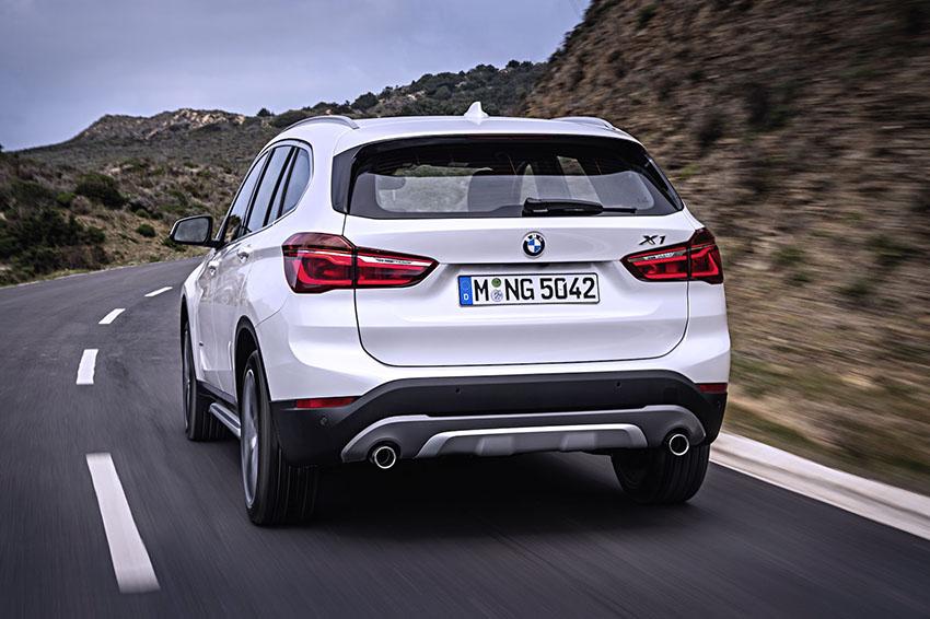 ΚΟΤΣΑΔΟΡΟΙ BMW X1 (F48) 2015->