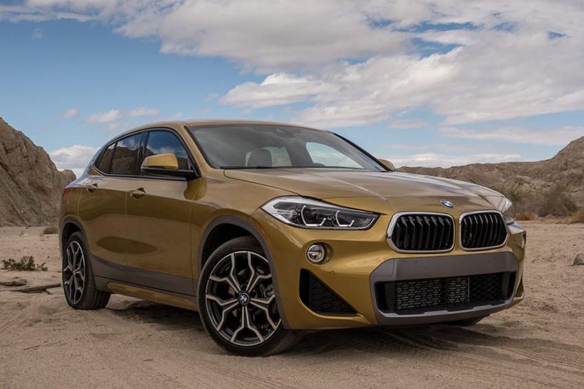 ΚΟΤΣΑΔΟΡΟΙ BMW X2 2018->