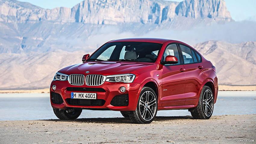 ΚΟΤΣΑΔΟΡΟΙ BMW X4 (F26) 2014->