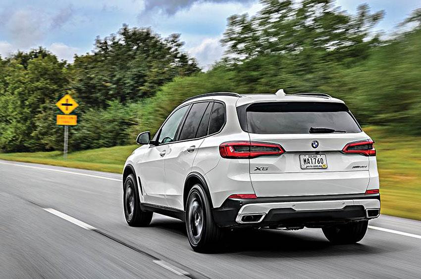 ΚΟΤΣΑΔΟΡΟΙ BMW X5 2018->